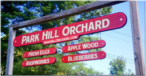 Welcome to Park Hill Orchard